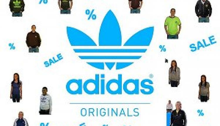 Up to 50% Sale at Adidas, September 2017
