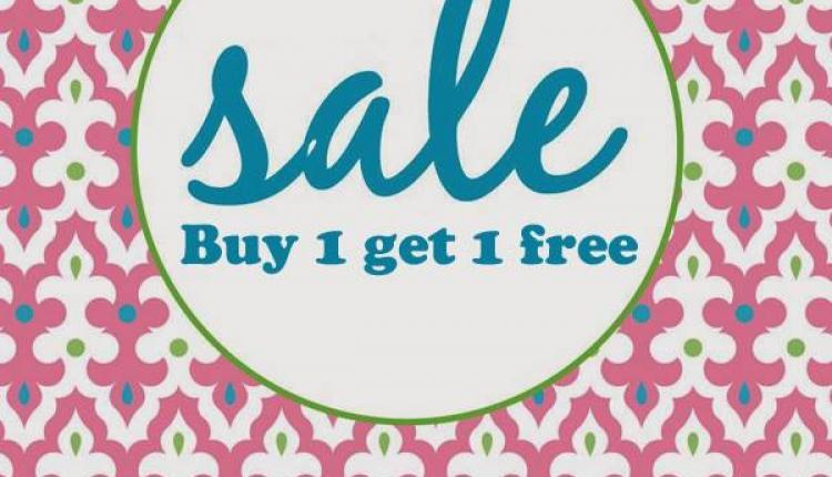 Buy 1 and get 1 Offer at Aeropostale, September 2014