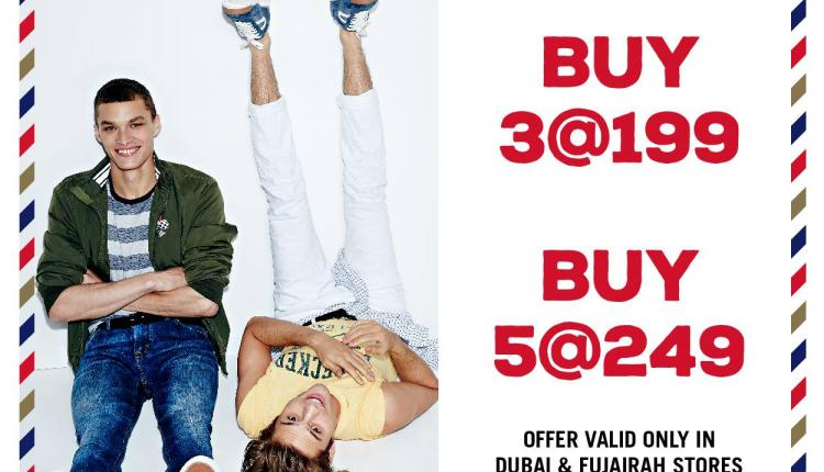 Special Offer at Aeropostale, May 2017