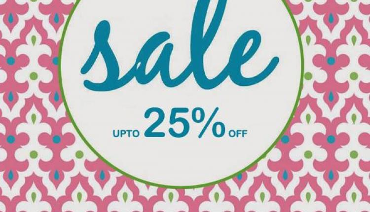 Up to 25% Sale at Aerosoles, August 2014