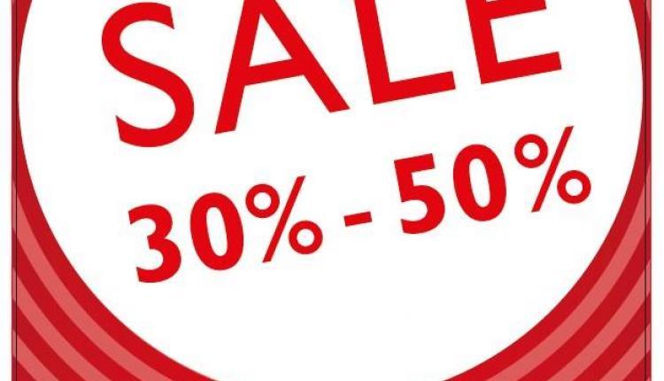30% - 50% Sale at Al Jaber Optical, May 2014