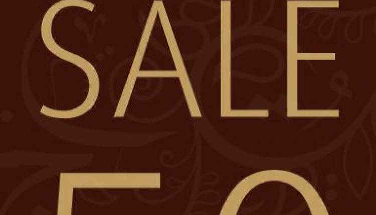 Up to 50% Sale at Al Motahajiba, August 2017