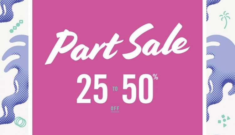 25% - 50% Sale at Aldo, June 2014