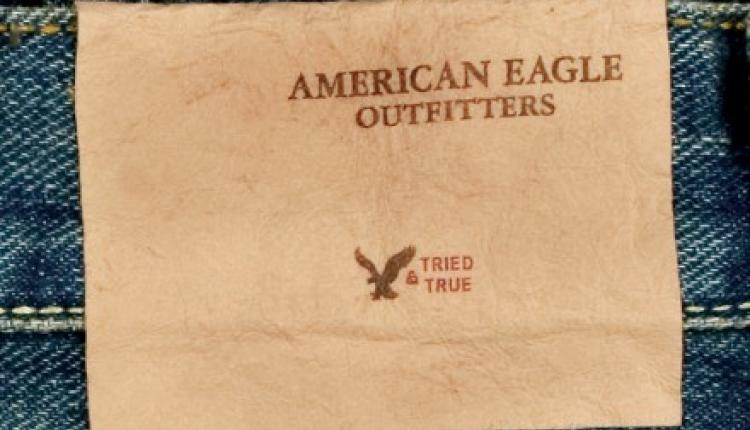 50% - 75% Sale at American Eagle Outfitters, April 2018