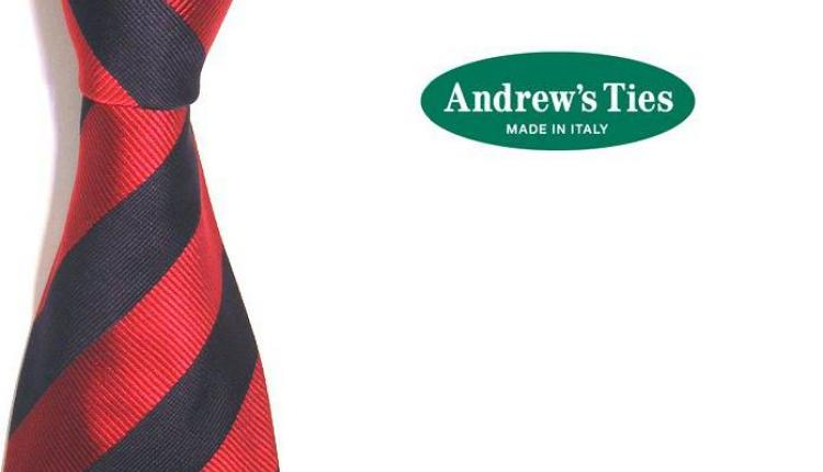 30% - 70% Sale at Andrew's Ties, August 2017