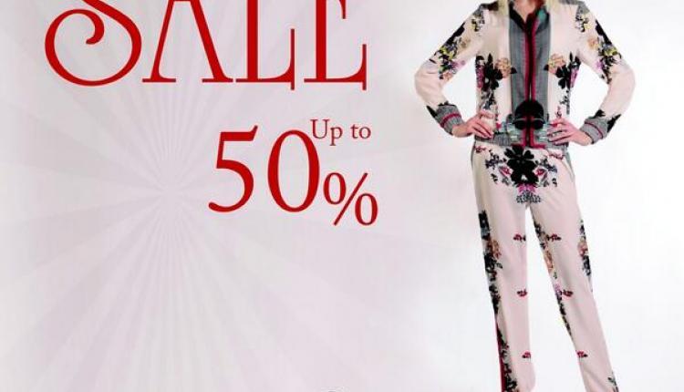 25% - 75% Sale at Aqua, June 2014