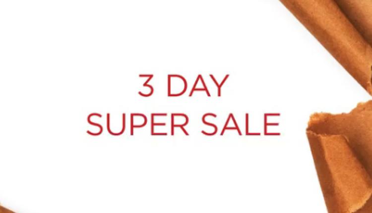 30% - 50% Sale at Bloomingdale's, November 2017