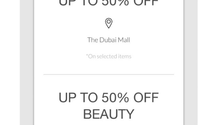 Up to 50% Sale at Bloomingdale's, May 2018