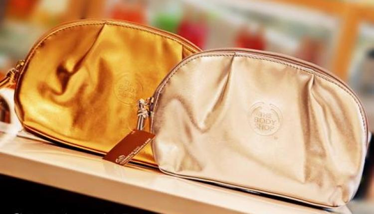 Spend 199 and get free Mini Getaway Bag. Offer at The Body Shop, July 2014