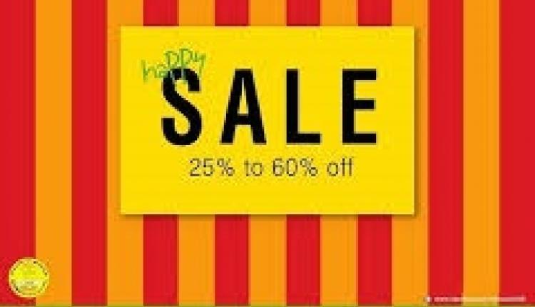25% - 60% Sale at Bossini, February 2016