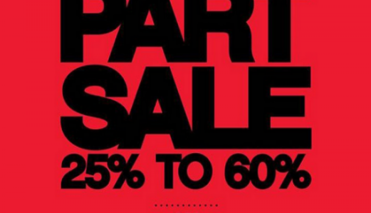 25% - 60% Sale at Call It Spring, August 2016