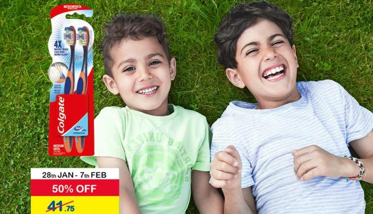 Special Offer at CARREFOUR, February 2018