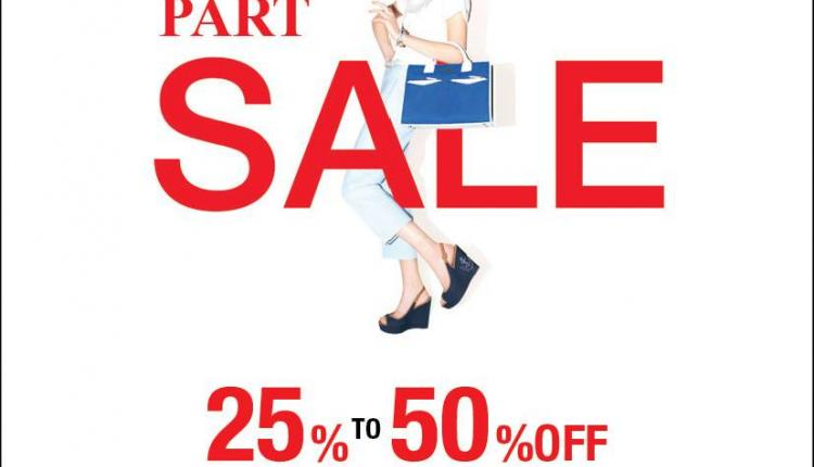 25% - 50% Sale at Charles & Keith, February 2015