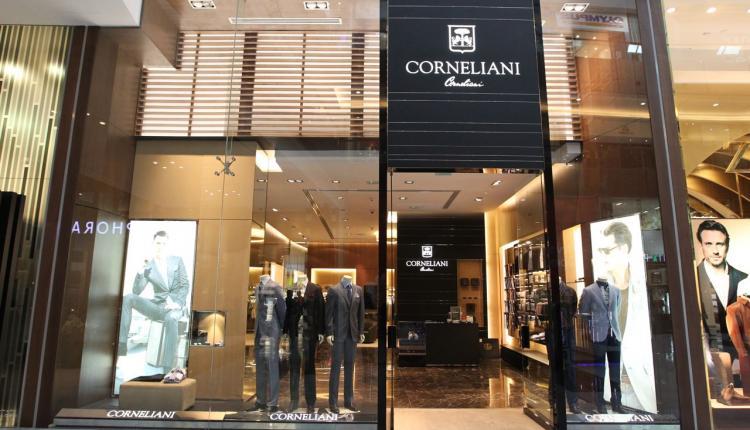 35% - 60% Sale at Corneliani, December 2017