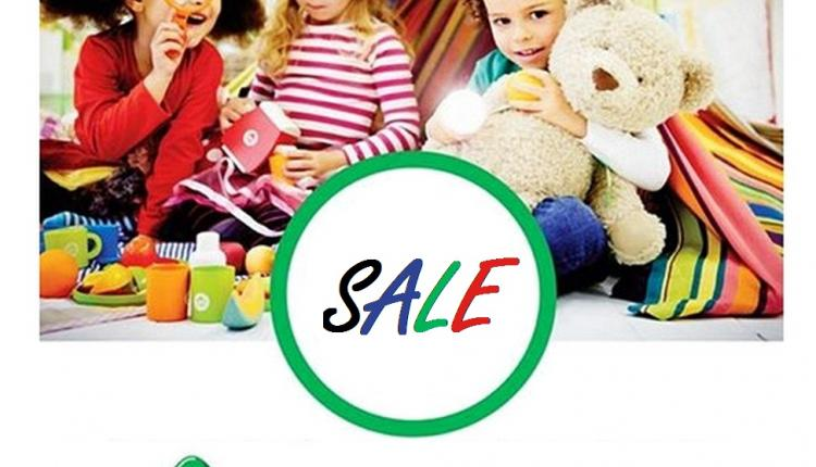 30% - 75% Sale at Early Learning Centre, May 2017