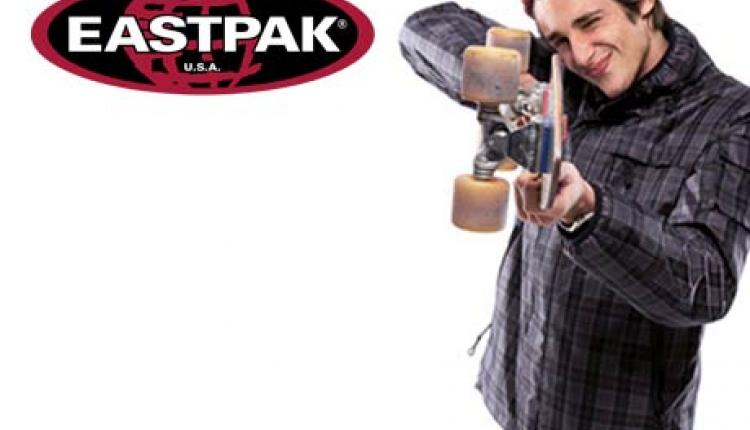 Spend 250 And get AED 50 gift voucher Offer at EASTPAK, September 2017