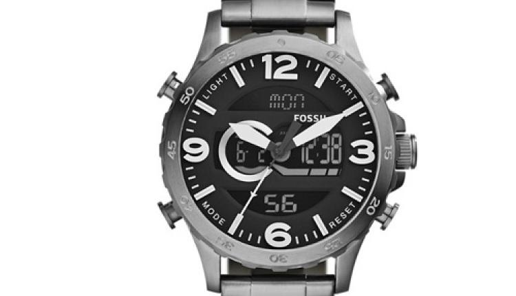 Up to 50% Sale at Fossil, August 2017