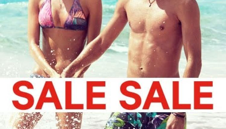 30% - 70% Sale at H&M, March 2018