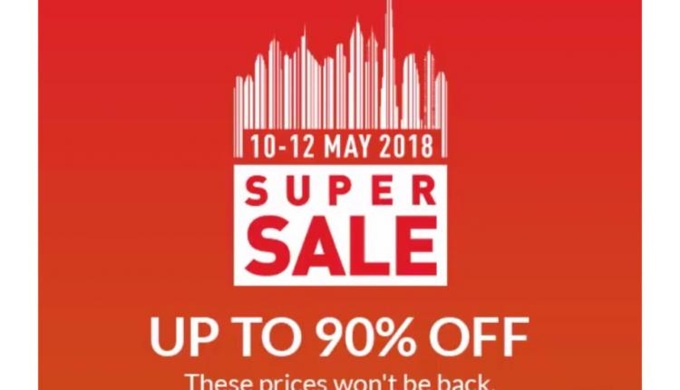 Up to 90% Sale at Home Box, May 2018