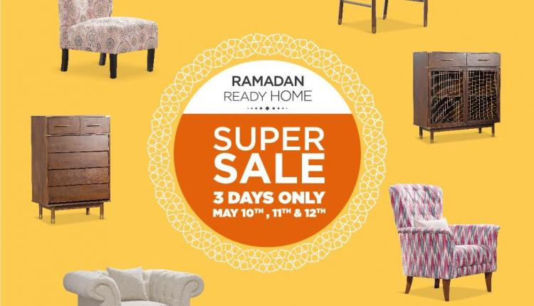 Special Offer at Homes R US, May 2018