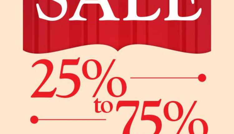 25% - 75% Sale at ID Design, November 2014