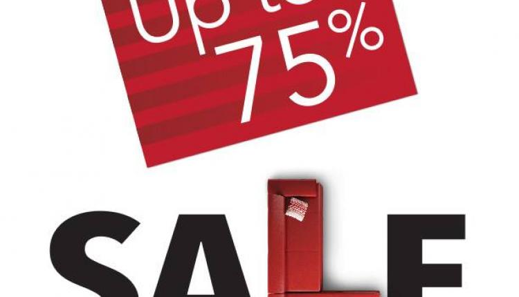 Up to 75% Sale at ID Design, January 2015