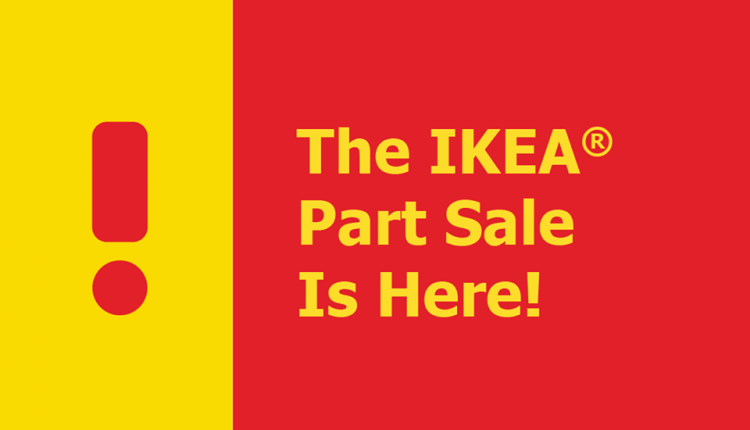 Special Offer at IKEA, January 2017