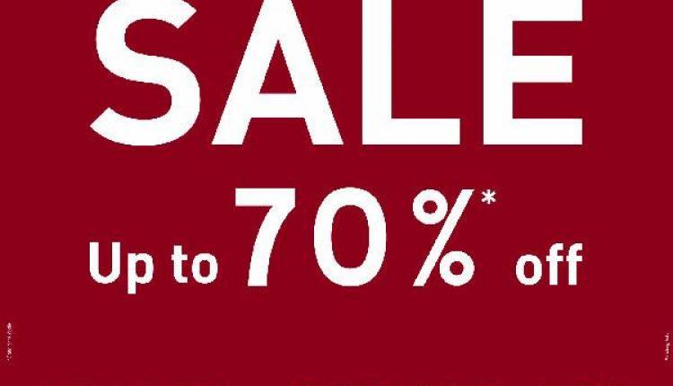 25% - 70% Sale at Jack & Jones, February 2016