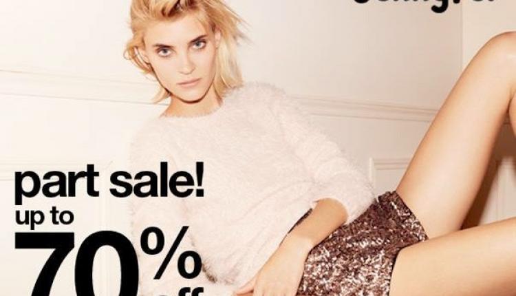 25% - 70% Sale at Jennyfer, September 2014