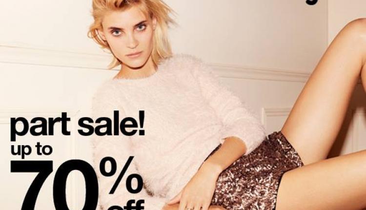 25% - 70% Sale at Jennyfer, January 2015