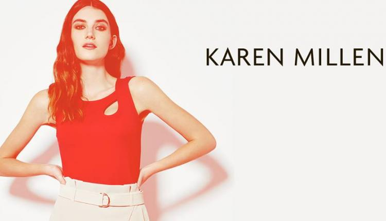 Up to 75% Sale at Karen Millen, October 2017