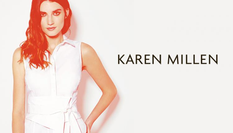 30% - 75% Sale at Karen Millen, November 2017