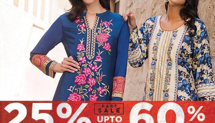 25% - 60% Sale at Kashkha Plaza, November 2016