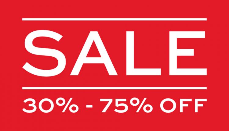30% - 75% Sale at Koton, April 2018