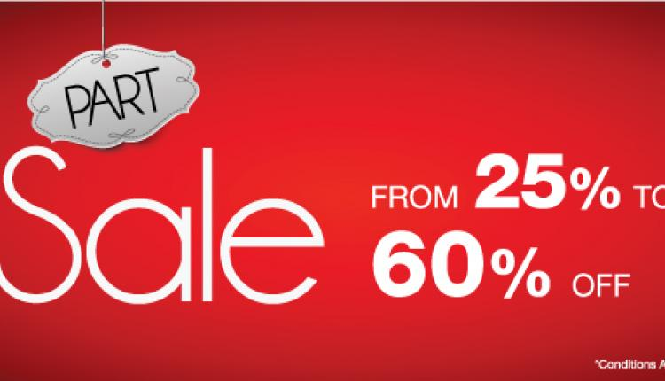 25% - 60% Sale at Lifestyle, November 2014