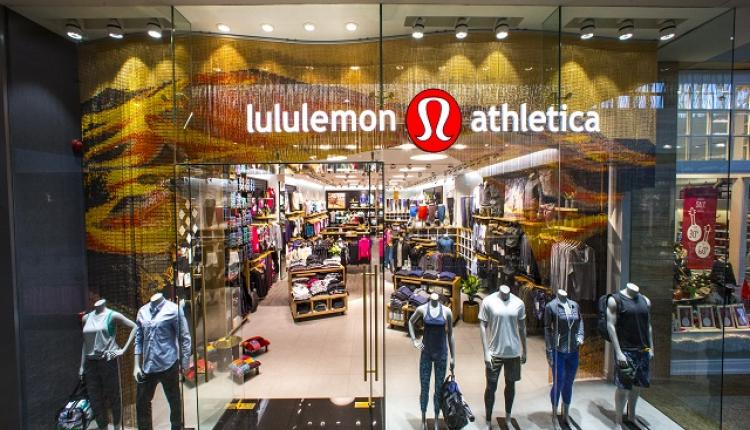 30% - 60% Sale at Lululemon Athletica, May 2017