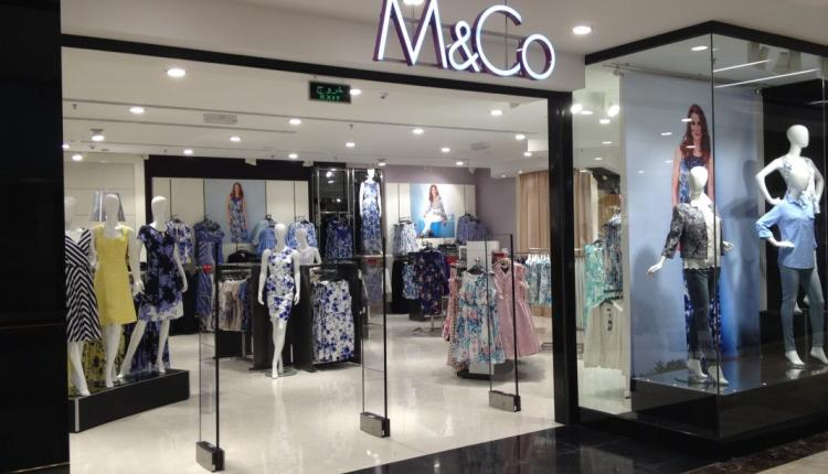 Up to 90% Sale at M&Co, November 2017