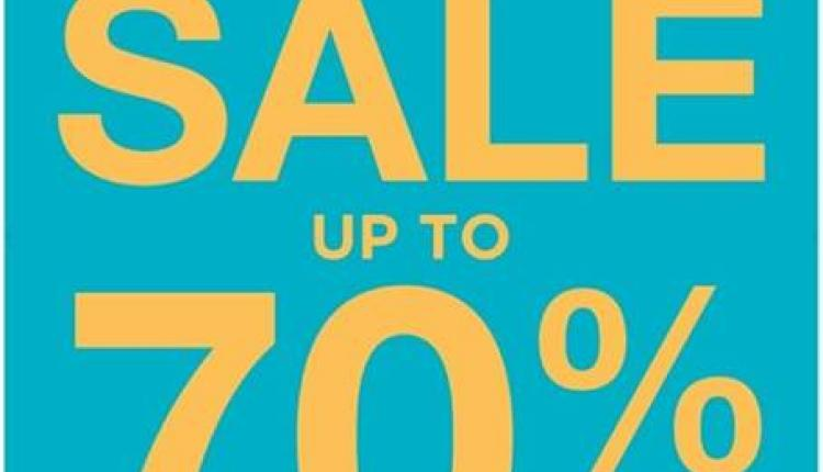 Up to 70% Sale at Monsoon, June 2014