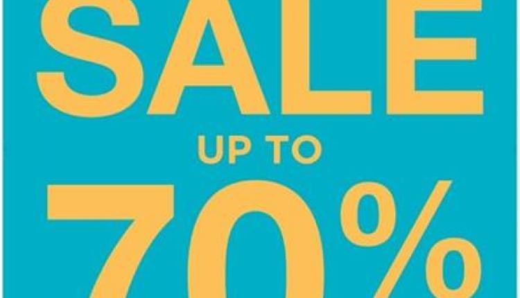 30% - 70% Sale at Monsoon, January 2018