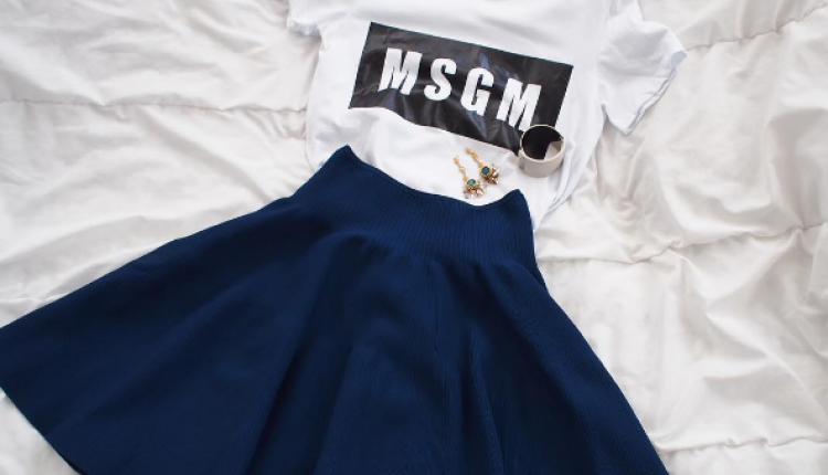 30% - 50% Sale at MSGM, August 2017