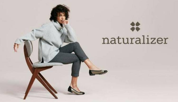 30% - 60% Sale at Naturalizer, August 2017