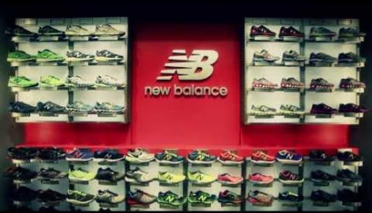 Up to 60% Sale at New Balance, August 2017