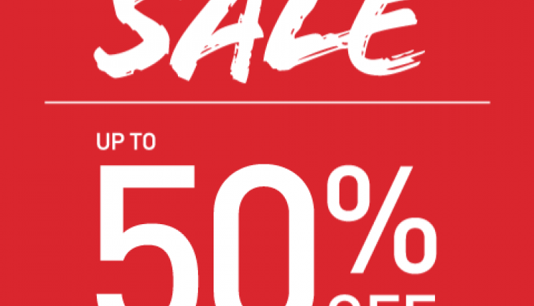 Up to 50% Sale at New Look, June 2014