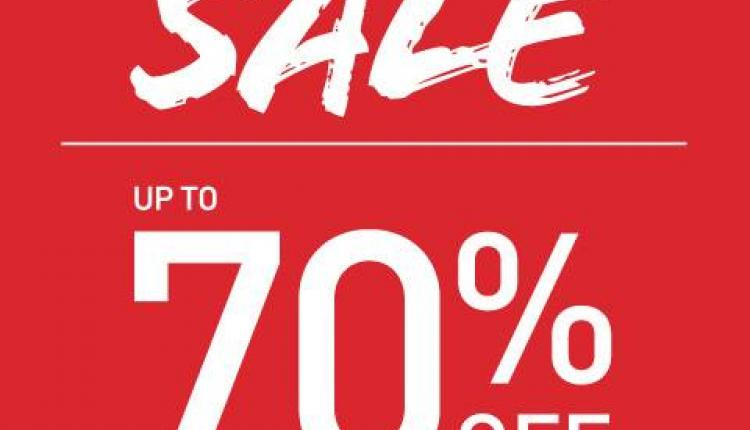 Up to 70% Sale at New Look, November 2016