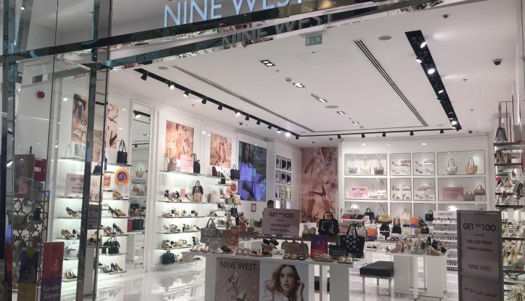 Up to 40% Sale at Nine West, October 2017