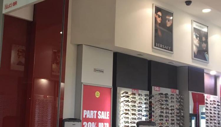 30% - 50% Sale at Occhiali, December 2017