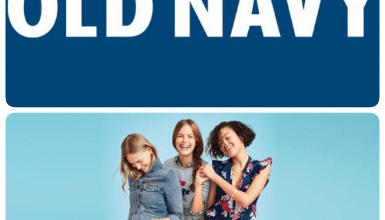 Buy 1 and get 1 Offer at Old Navy, April 2018