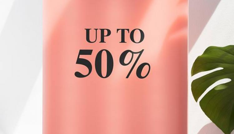 30% - 50% Sale at & Other Stories, August 2017