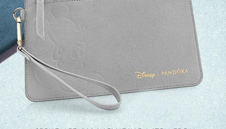 Spend 500 and receive Disney gift Offer at Pandora, October 2017