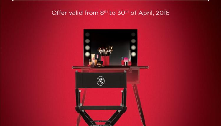 Special Offer at Paris Gallery, April 2016
